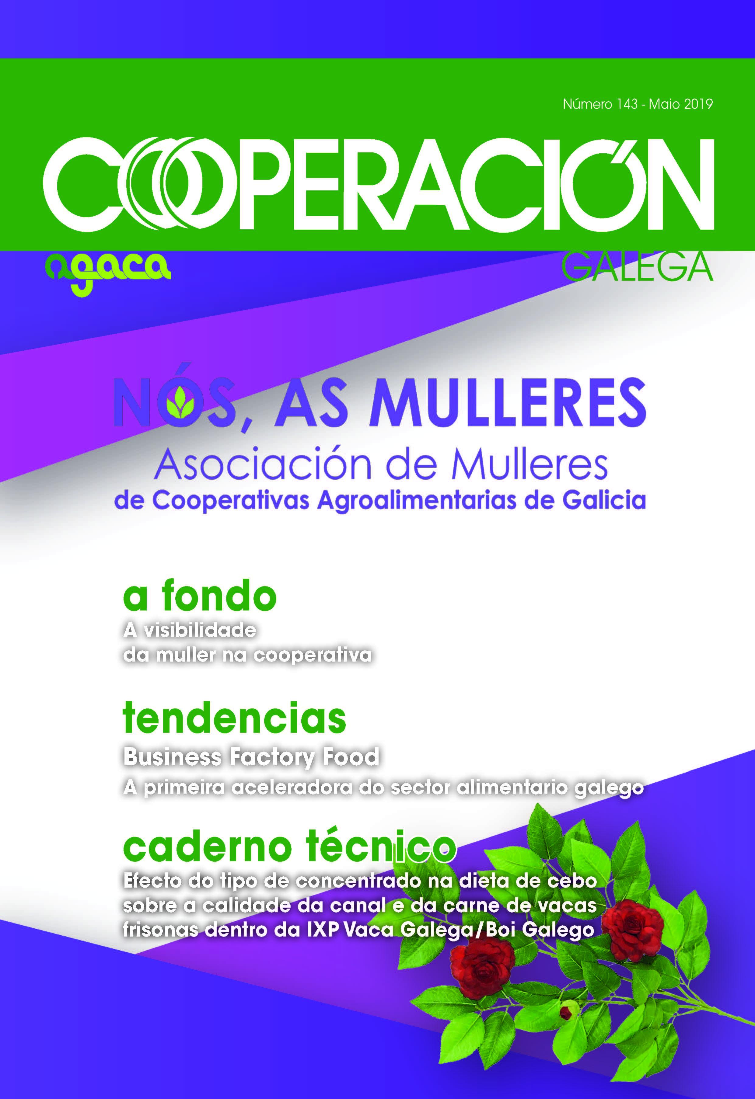 Cooperación Galega Nº 143 Maio 2019