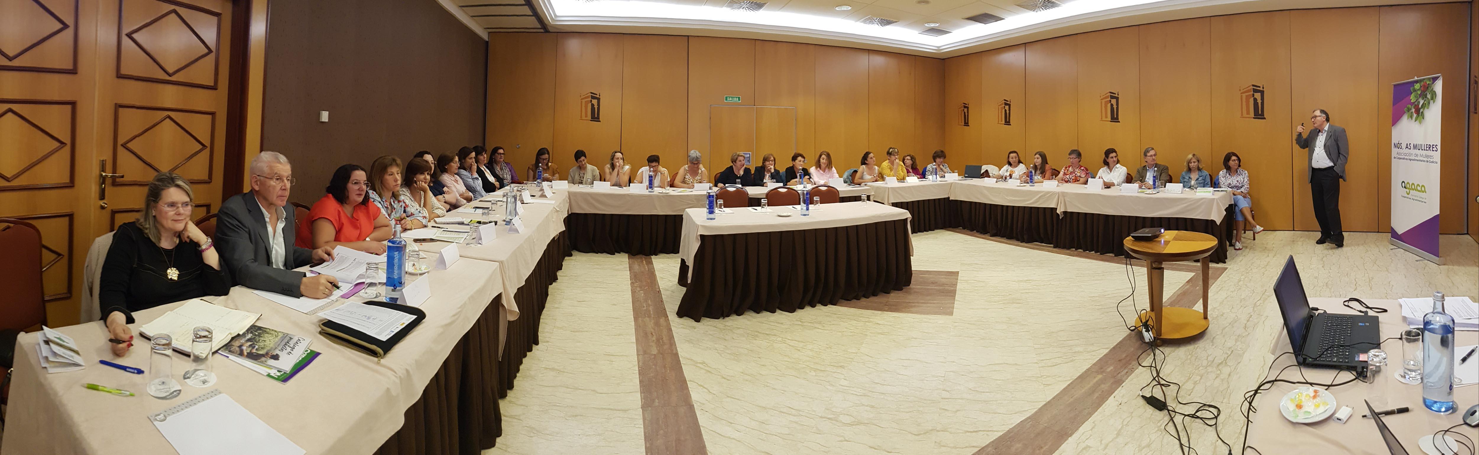 Queda constituída Nós, as Mulleres, Asociación Gallega de Mujeres de Cooperativas Agroalimentarias