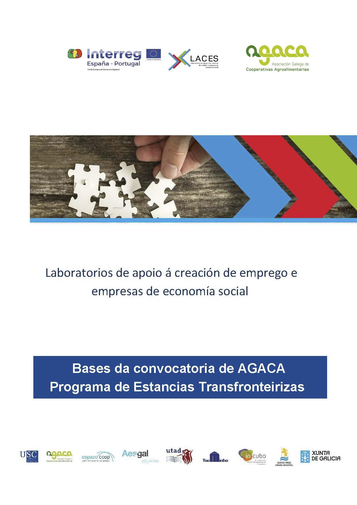 LACES: Ábrese convocatoria para estancias transfronteirizas en Portugal