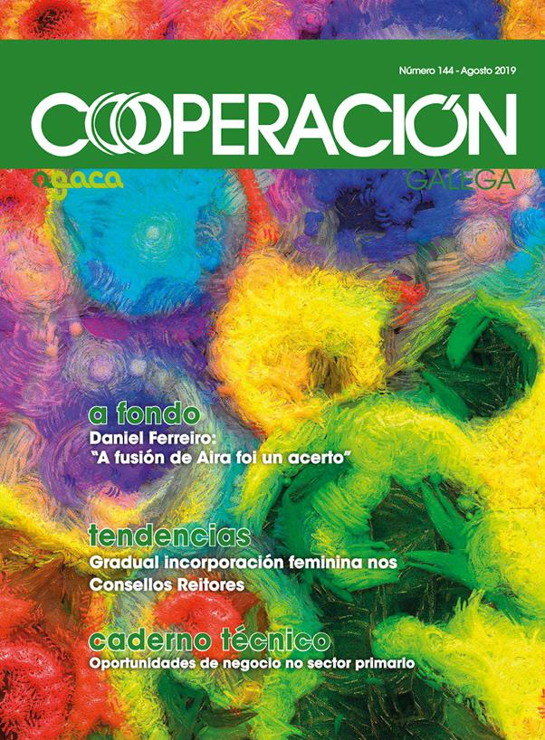 Cooperación Galega Nº 144 Agosto 2019