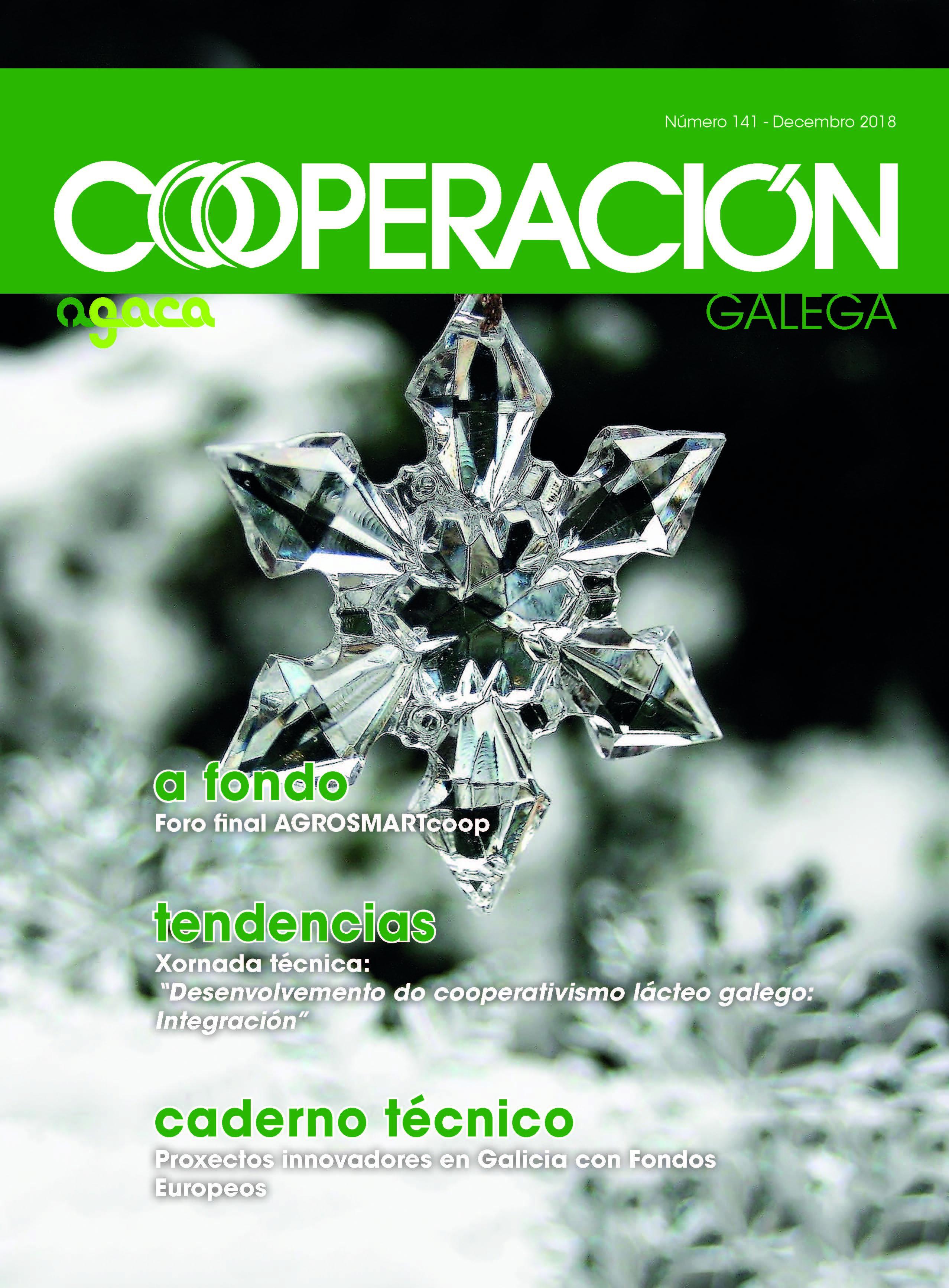 Cooperación Galega Nº141 Decembro 2018