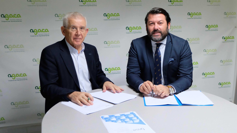 AGACA e Tinsa asinan un convenio de colaboración para valoracións e taxacións de propiedades