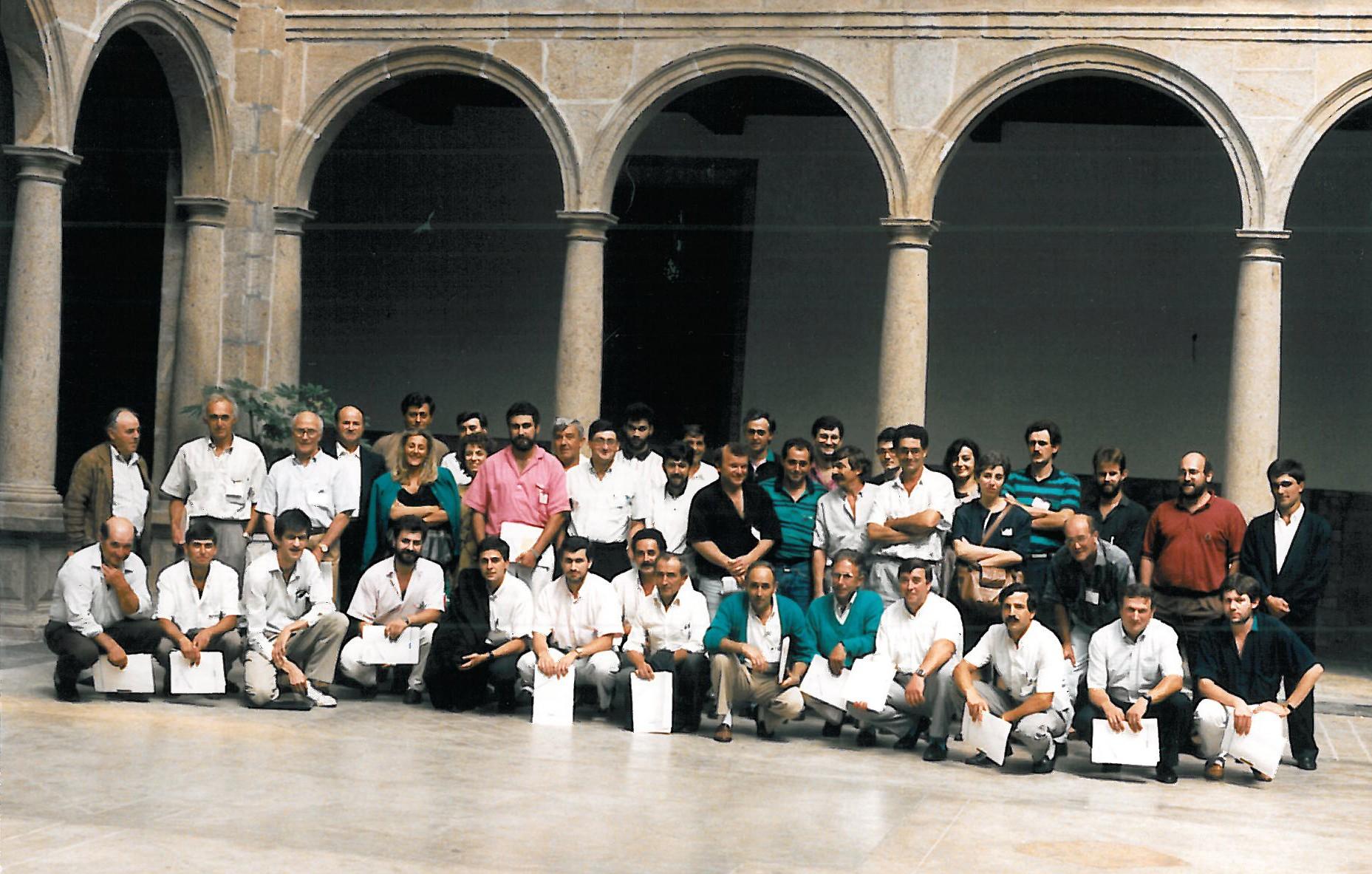 Reunión con fundadores de AGACA