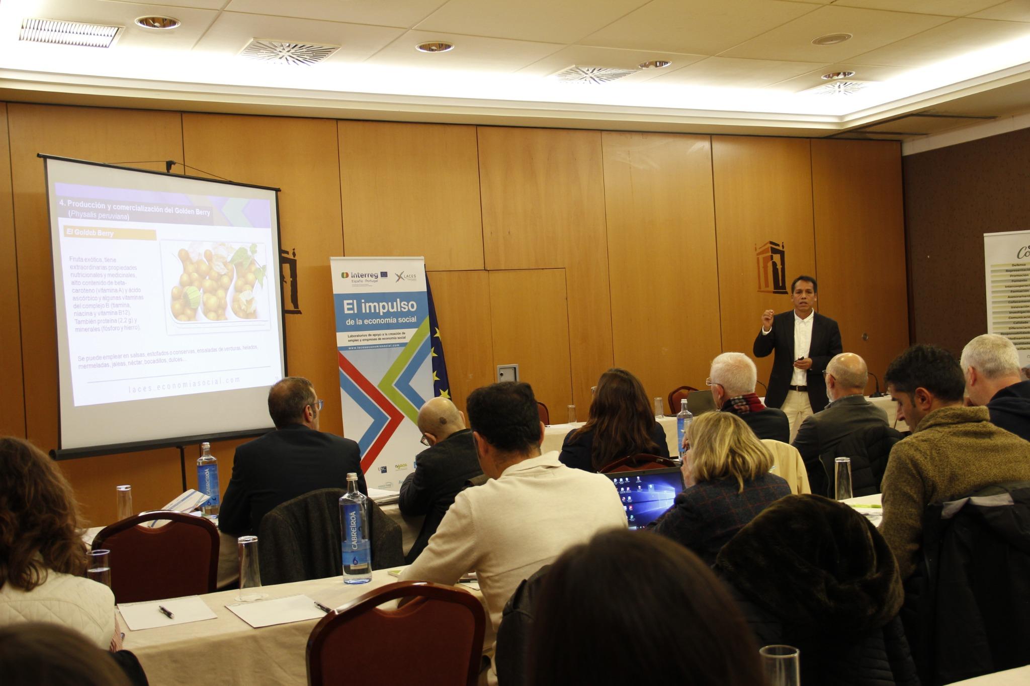 Galicia e Norte de Portugal, berce de oportunidades para o sector primario e a economía social