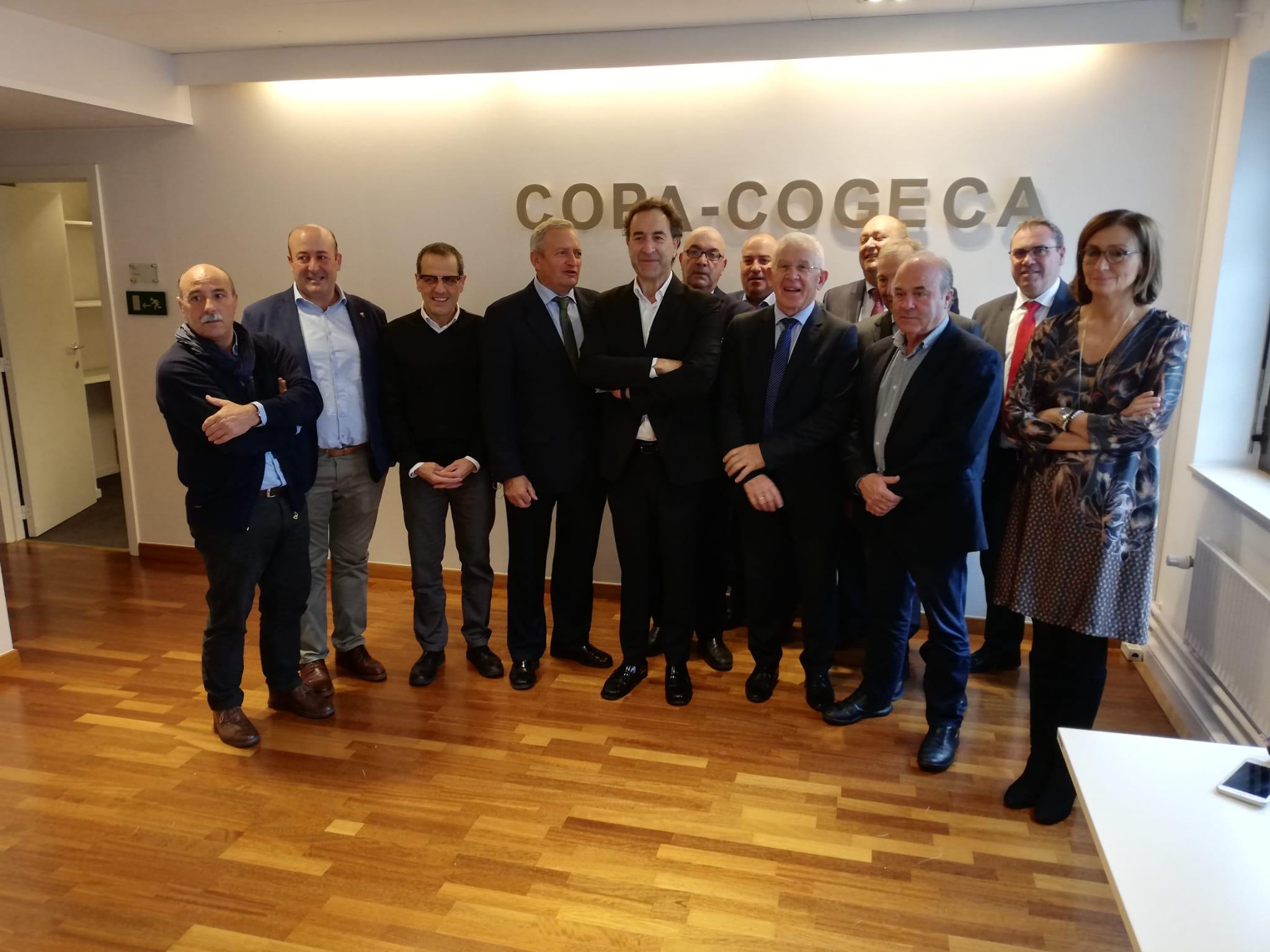 Ramón Armengol presidirá la organización de cooperativas agroalimentarias europeas, COGECA