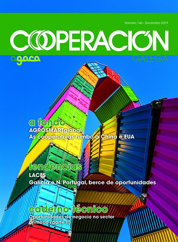 Cooperación Galega Nº 146 Decembro 2019
