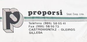 PROPORSI S. Coop. Galega