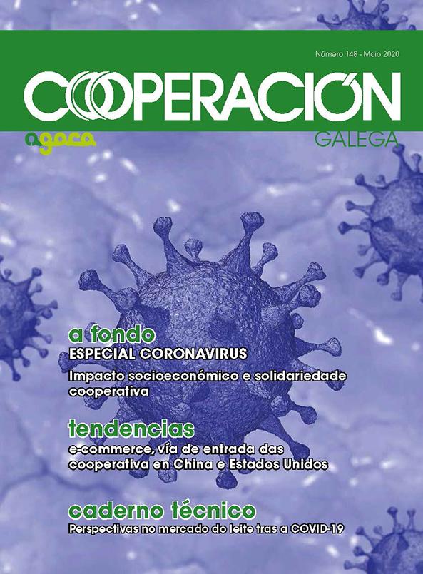 Cooperación Galega Nº 148 Maio 2020