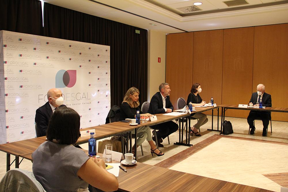 AGACA pide a Yolanda Díaz apoyar proyectos que impulsen el sector agroalimentario en el rural