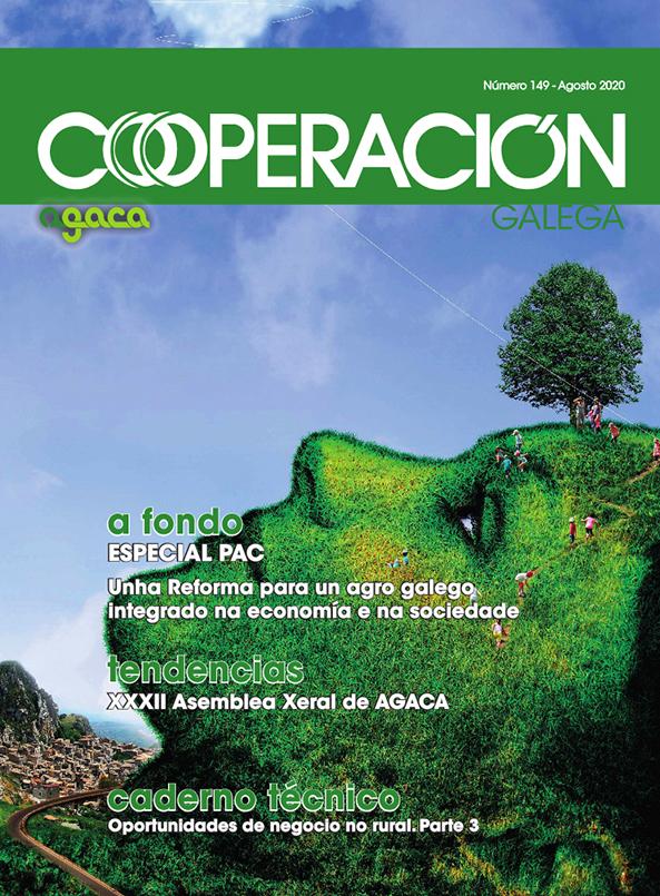 Cooperación Galega Nº 149 Agosto 2020