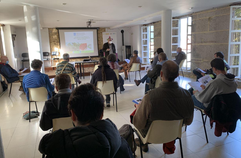 Éxito de asistencia na primeira xornada do Obradoiro sobre Comunidades de Montes Veciñais en Esteiro