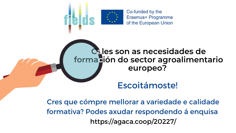 ¿Cuáles son las necesidades de formación del sector agroalimentario europeo?