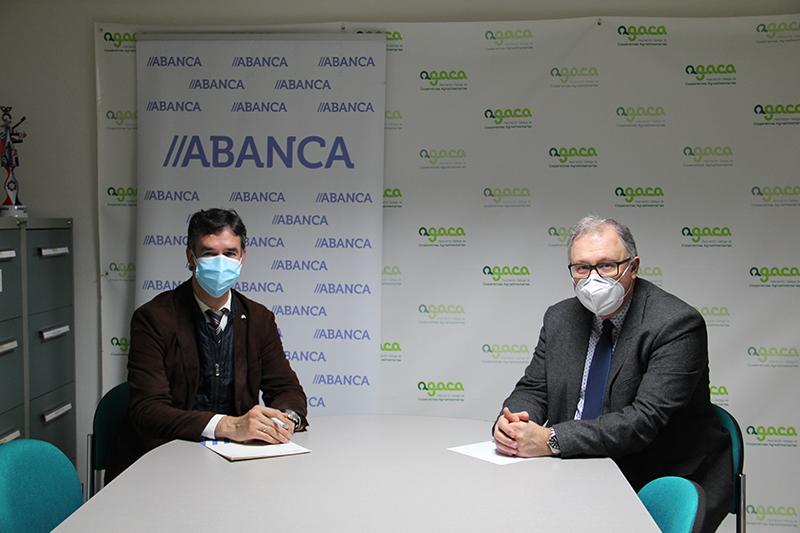 ABANCA y AGACA renuevan su colaboración para apoyar al cooperativismo agroalimentario gallego