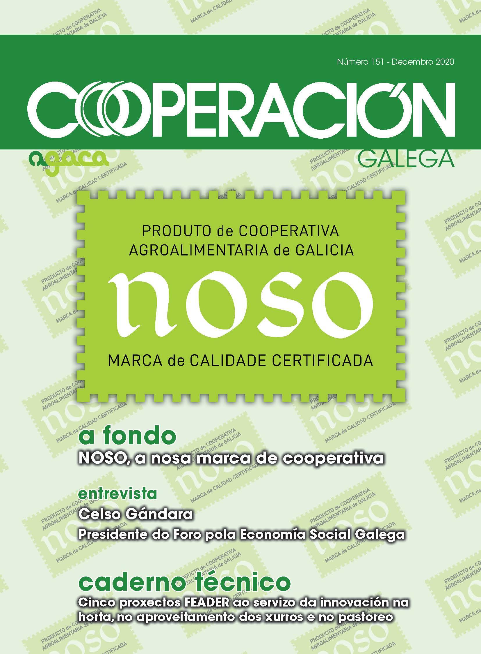Cooperación Galega Nº 151 Decembro 2020