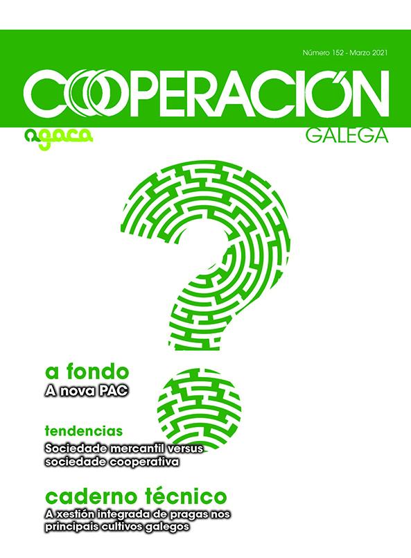 Cooperación Galega Nº 152 Marzo 2021