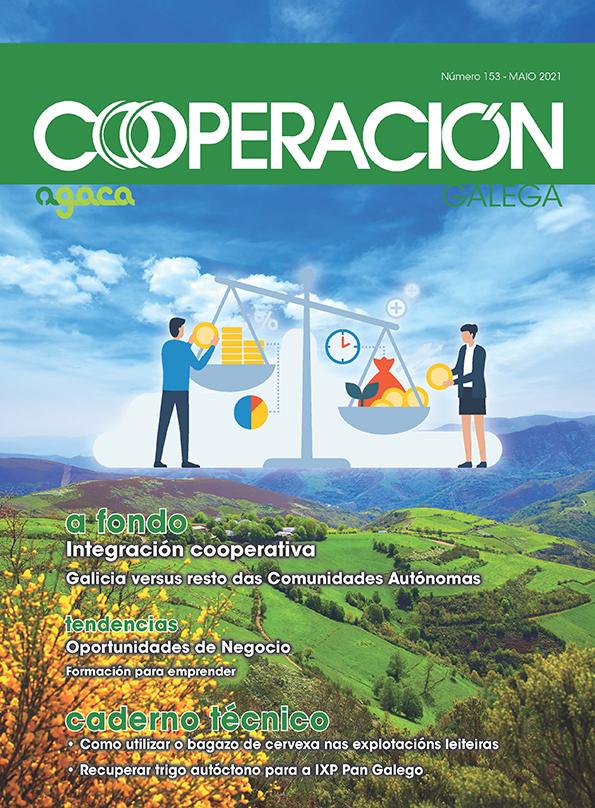 Cooperación Galega Nº 153 Maio 2021