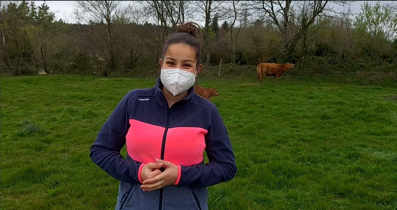 """«Los animales hacen que me sienta realizada"""". Lidia Iglesias"""