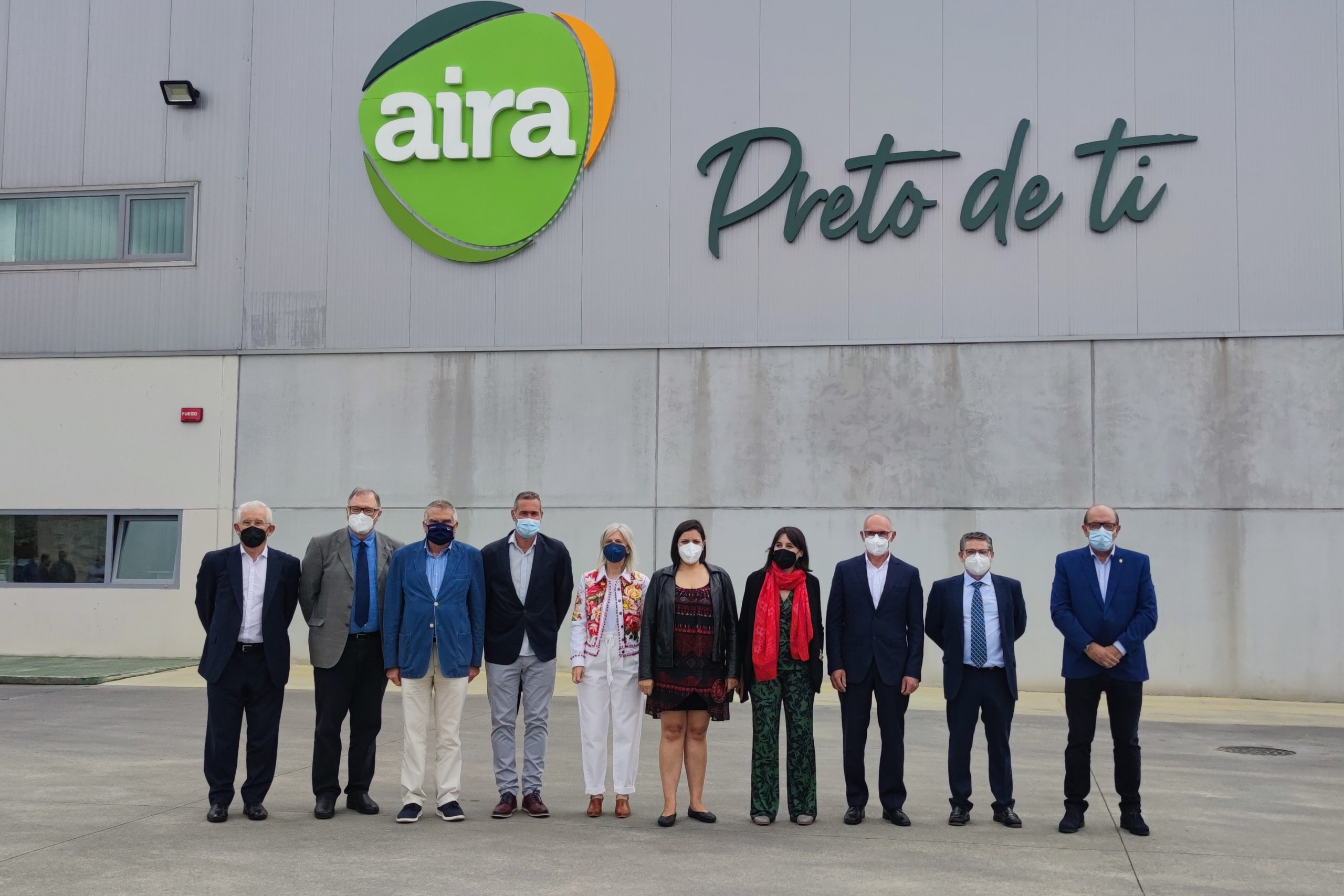 AIRA acoge la entrega de los Premios al Cooperativismo gallego