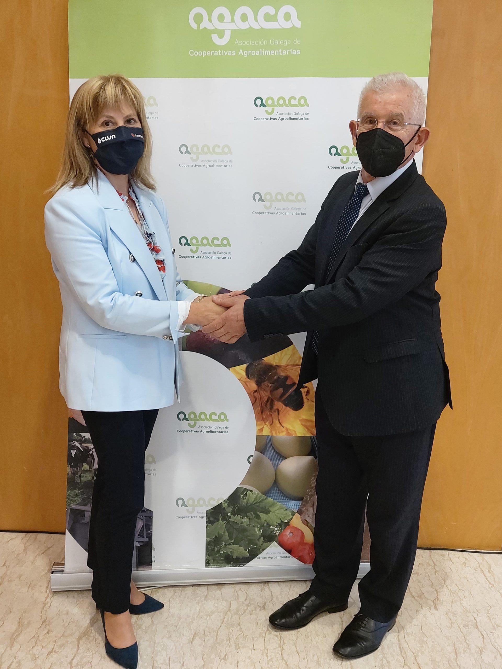 Carmen Rodríguez compaginará la presidencia de AGACA con sus responsabilidades en la cooperativa CLUN